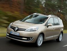 Grand Scenic Renault tuning - http://autotras.com
