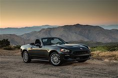 We drive the base Fiat 124 Spider with a manual transmission. Is it the roadster you've always been waiting for? Is it better than the Miata?  Via 6Speedonline.com / Chad Kirchner