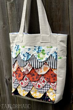 Great tote! @Rachel Hauser - seems like it would fit right in to the curves class :-)