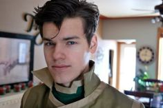 Bolin from The Legend of Korra cosplay cosplay. ( MMUUST COSPLAY)