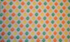 Vintage Marcus Brothers Textiles abstract by SewVintageRooster, $8.00