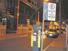 O atual sistema de zona azul na cidade de Rio Claro entrou em funcionamento em 2006