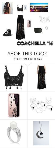 """""""Coachella '16"""" by aracely-styles on Polyvore featuring Alexis, H&M, Casetify, Grunenberger 1854 and bestofcoachella"""