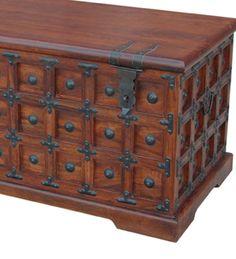 Cheap Decorative Trunks | ... Home / Furniture / Trunks & Boxes / Rajputana