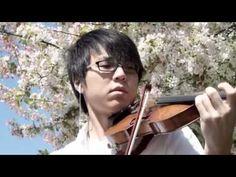 The Moon That Embraces the Sun [시간을 거슬러] - Jun Sung Ahn Violin Cover