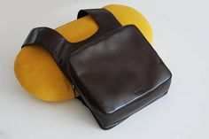 0a3287da6ff5 Buy Prada Chest Rig Leather Backpack Runway SS1999, Size: ONE SIZE,  Description: