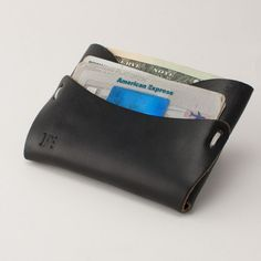 """""""Greensleeve"""" Simplicity Wallet   Form•Function•Form"""