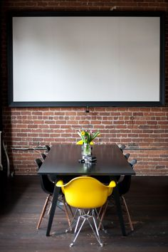 Modern & Friendly Conference Room