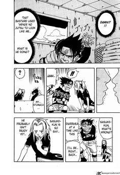 Naruto Ch.3 Page 18 - Mangago