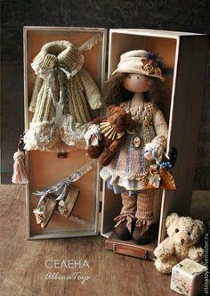 Слиль Бохо в кукольном мире. / Интересненькое / Бэйбики. Куклы фото. Одежда для кукол