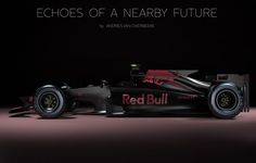 Formula 1 concept cars by Andries van Overbeeke. Photo by Andries van Overbeeke on June 2015 at Design Concepts. Browse through our high-res professional motorsports photography Formula 1 Car, Red Bull, Concept Cars, Van, Future, Behance, Design Concepts, Futuristic, Motorcycles