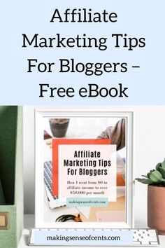 Affiliate marketing is one of the most popular ways to monetize your blog because it's somewhat passive, and it's something that can truly help your readers when done well. Here are 26affiliate marketing tips for bloggers. Marketing Program, Affiliate Marketing, Make More Money, Make Money Blogging, Money Change, Starting Your Own Business, Free Ebooks, Business Tips, How To Start A Blog