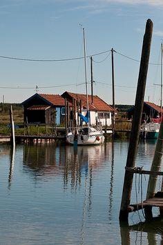 La Tremblade, Poitou-Charentes, France www.visit-poitou-charentes.com/en/Atlantic-coast