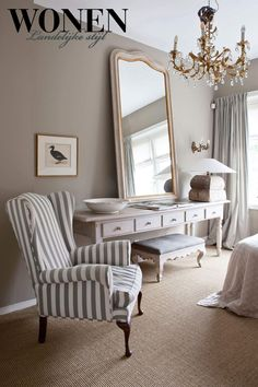 Home And Living, Living Room, Luxurious Bedrooms, Luxury Bedrooms, Interior Decorating, Interior Design, Black And White Design, Classic Furniture, Beautiful Bedrooms