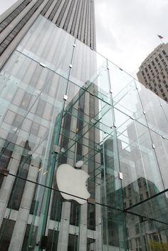 www.visitarq.com Apple Store Quinta Avenida, Bohlin Cywinski Jackson, Nueva York, 2006