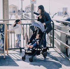 """b6bc2667052 Ergobaby on Instagram  """"Last week we launched our Metro Compact City  Stroller! To celebrate"""