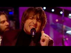 """▶ Paolo Nutini- """"Pencil Full Of Lead"""" [Live on Jools Hootenanny] Not listening to Paolo sing and watch perform is very hard for me to do - love this musical gem!!"""