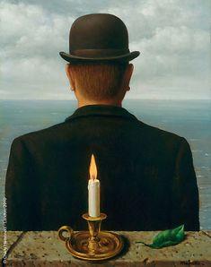 El mundo invisible de Rene Magritte