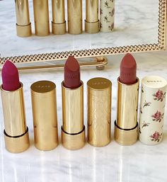 Spring Luxury Lipstick Edit: Hermes, Gucci Beauty, NARS and More - Cali Beaute Ysl Rouge Volupte, The Painted Veil, Sephora Haul, I Miss My Family, Lipstick Shades, Luxury Beauty, Huda Beauty, Fashion Bags, Product Launch