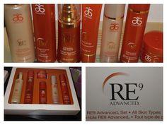 Arbonne RE9 (Amazing products)
