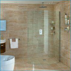 Spectra Curved Walk In Shower Screen Panel - UK Bathroom Store Wet Room Bathroom, Bathroom Store, Fitted Bathroom, Upstairs Bathrooms, Bathroom Interior, Bathroom Ideas, Bathroom Designs, Bath Room, Quadrant Shower Enclosures