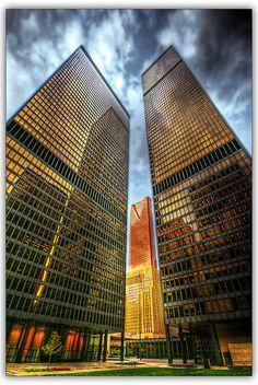 Dominion Centre, Toronto