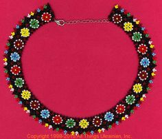 AllThingsUkrainia … gherdany Bead Jewelry # Source by allthingukraine Jewelry Model, Bead Jewelry, Jewelry Design, Jewelry Making, Jewellery, Beaded Necklace Patterns, Jewelry Patterns, Beaded Bracelets, Bead Loom Patterns
