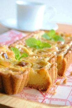 ホットケーキミックスで バナナタルト ☆ - 四万十住人の 簡単料理ブログ!