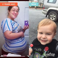 Nanny to Mommy: Two Years Ago...