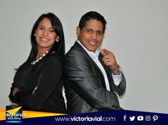 Algo bueno viene en www.victoriavial.com y José Ignacio Moreno Briceño y Andrea Vanessa Thoddé Mendoza son parte de ello. ¡Muy Pronto! #Victoria1039FM, ahora y siempre somos #TuRadioVialInformativa.