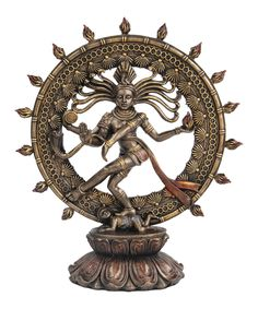Take a look at this Shiva Nataraja Figurine today!