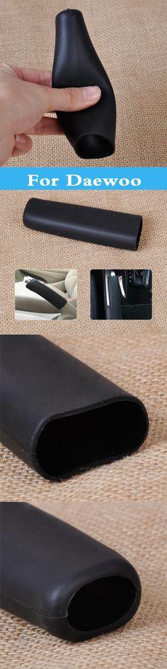Auto Car Style Hand Brake Handle Hand Break Protect Cover For Daewoo Matiz Nexia Nubira Sens Tosca Winstorm Car Styling