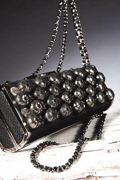 Chanel Box Clutch
