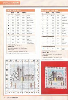 Gallery.ru / Фото #26 - Cross Stitch Card Shop 38 - WhiteAngel
