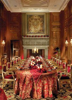 Paris, France Luxury Hotel | Four Seasons Hotel George V Paris