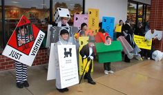 Monopoly Characters