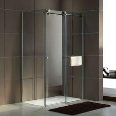 Cabine de douche Rolling 120 à 160 cm