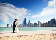 Real Weddings: Marguerite and Nicholas  Chicago wedding at The Drake Hotel
