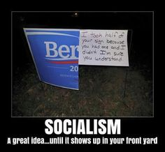 I'm a die hard socialist, but I can appreciate the joke.