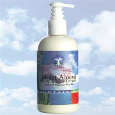 When was the last time you looked at your lotion- one of the top ingredients alcohol? Oops, time to find something better! Moist Aloeva is loaded w/ Shea Butter, Cocoa Butter and Aloe. No drying ingredients here!