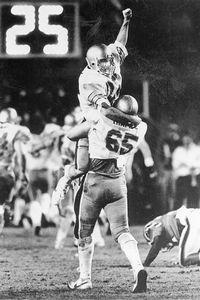 Doug Flutie and Boston College Defeat Miami on Last Desperate Play – 11/22/84
