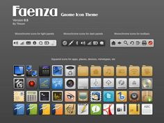 30 Fresh and Free Icon Sets for Designers and Developers - Speckyboy Design Magazine