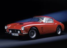 Ferrari 250 GT SWB Berlinetta: Beautiful, cool, iconic and highly desirable. | My Car Heaven
