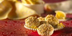 Lemon Sugar Cookies Recipe | Kellogg's® Rice Krispies®
