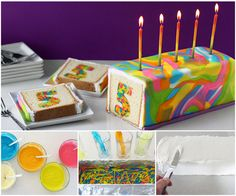 thinkin about doing something like this for my step son when he comes to our house for his birthday