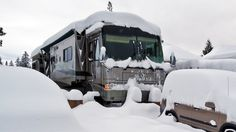 Really well done video on what it takes - #LoveYourRV two thumbs up - HOW TO: RV in the Winter