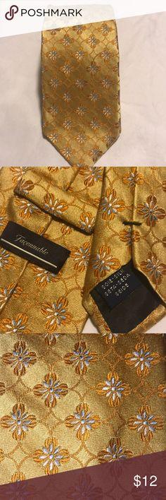 Necktie Façonnable Necktie Façonnable  100% Silk New without tag Façonnable Accessories Ties