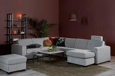 SUNDAY Hjørne med divan | Bohus Apartment Furniture, Couch, Sunday, Home Decor, Settee, Domingo, Decoration Home, Sofa, Room Decor