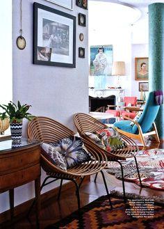 *bellaMUMMA {life is beauty-full}: home inspiration: BOHEMIA