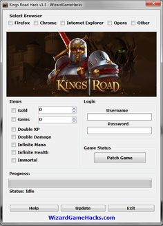 Kings Road Hack Tool